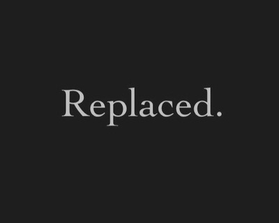 Being Replaced Fatima Afzal
